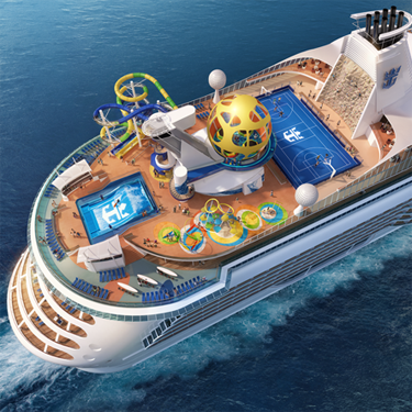 Introducing…The Mariner of the Seas